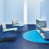 Sphera Evolution homogén PVC padló