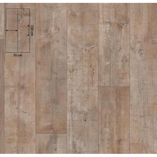 Eternal Wood Natural Pine heterogén PVC padló 500 nm felett ingyenes szállítással