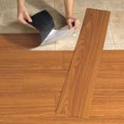 Klikkes design PVC padló